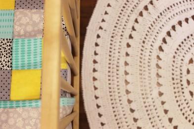 cot rug