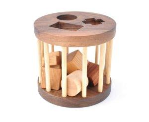 Keepsake Toys - Wooden Shape Sorter