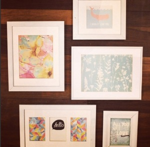 Thrifty options for 'art' in your home