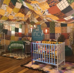 Incy Interiors collaboration with Kip & Co was a huge hit at Melbourne's Life Instyle